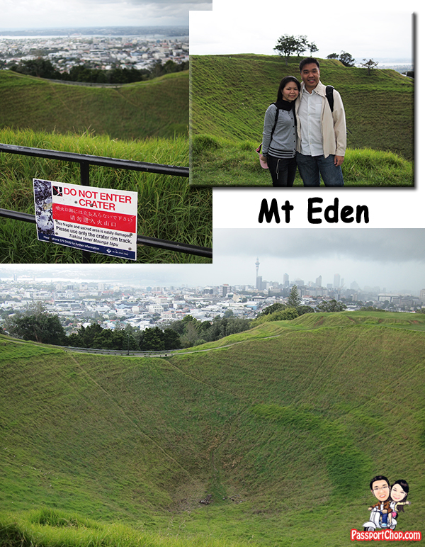 Mount Eden Crater New Zealand Maori Auckland What to Do Highest Natural Point