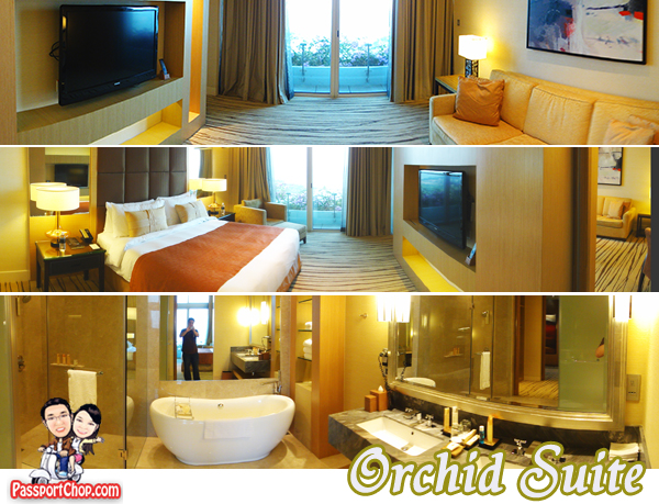 Marina Bay Sands Staycation Orchid Suite Priority Service Butler