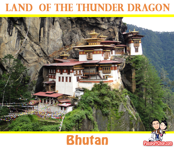 Bhutan Land of the Thunder Dragon Tigers Nest Taktshang Goemba Trip Summary