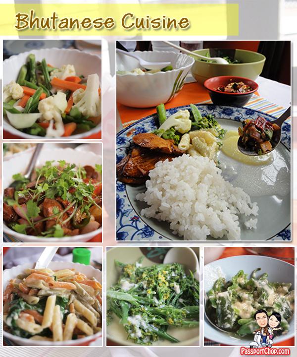 Bhutanese Cuisine Food Spicy Unique Yummy Good Restaurant Tour Bhutan