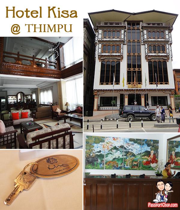 Bhutan Thimpu Hotel Kisa Review Lobby Interior