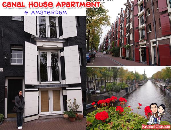Amsterdam Canal House Apartment Jordaan
