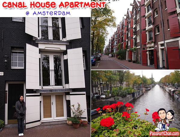 Amsterdam Canal House Apartment Jordaan