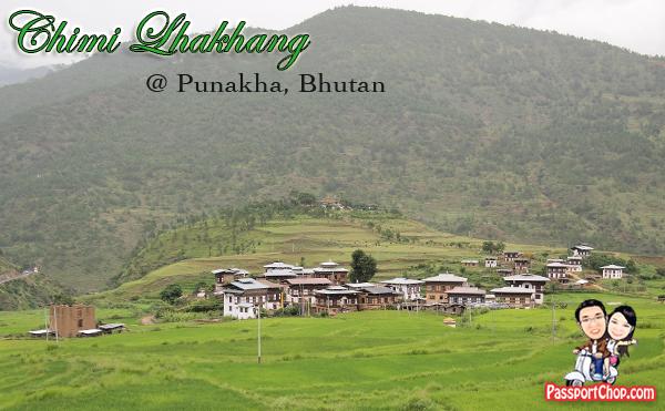 Chimi Lhakhang Punakha Bhutan Divine Madman Temple Fertility Phalluses Penis