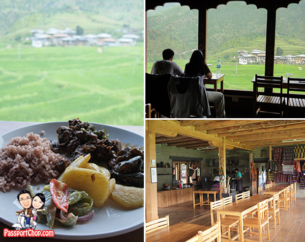 Chimi Lhakhang Teahouse