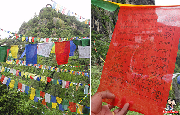 Windhorse Bhutan Prayer Flags Lung Ta
