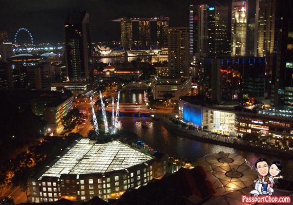 Novotel Clarke Quay Premier Suite staycation Singapore Hotel
