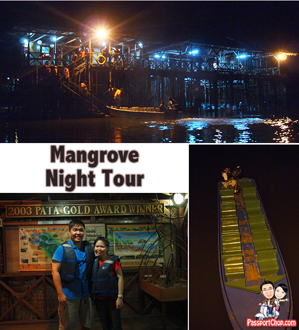 Bintan Resort Centre Indonesia nirwana Gardens Mangrove Tour Fireflies Trip Night