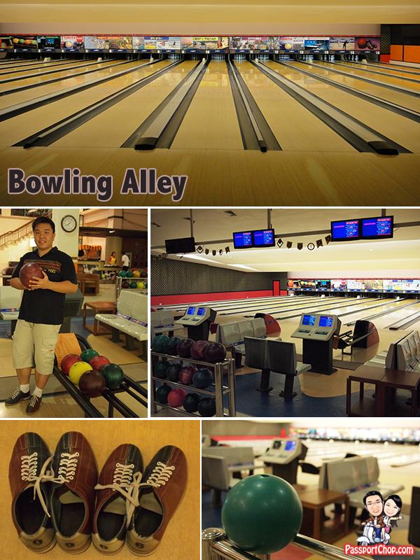 Bintan Resort Centre Indonesia nirwana Gardens Bowling