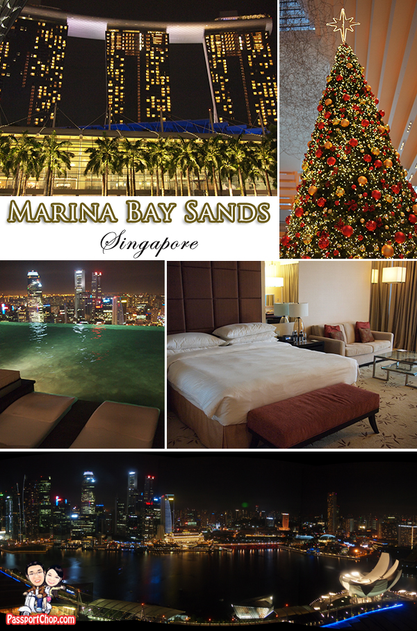 Marina Bay Sands Club Room Orchid Suite Gastronomic Discovery City View Room Night ArtScience Christmas Shopping