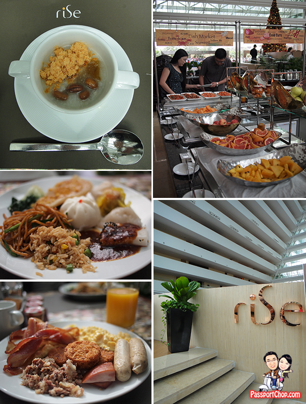 Rise Breakfast Buffet International Marina Bay Sands Celebrity Restaurant Asia's Dining Destination Package Gastronomic Discovery at Marina Bay Sands Kitchen Tour