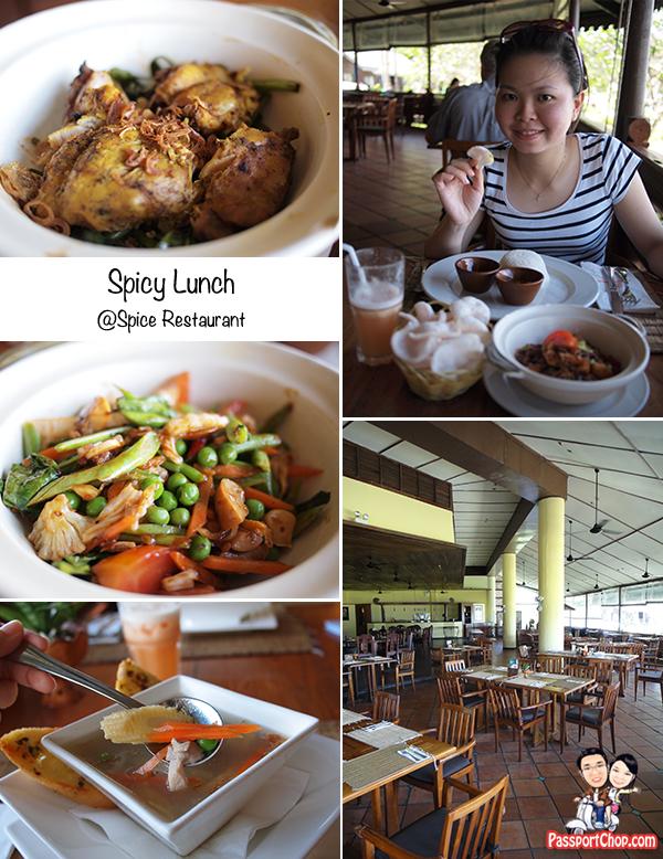 Mayang Sari Resort Indonesian Indian Spicy Cuisine Spice Restaurant
