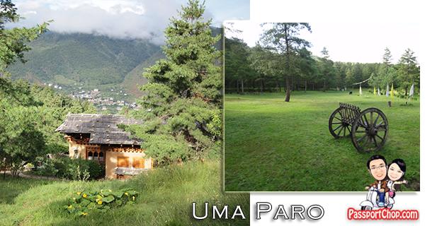 Bhutan Uma Paro Hotel Quiet Yoga Practice