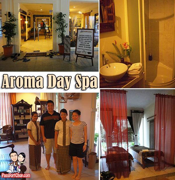 Aroma Day Spa Massage Bintan Nirwana Gardens