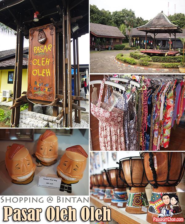 Bintan Shopping Pasar Oleh Oleh Nirwana Gardens
