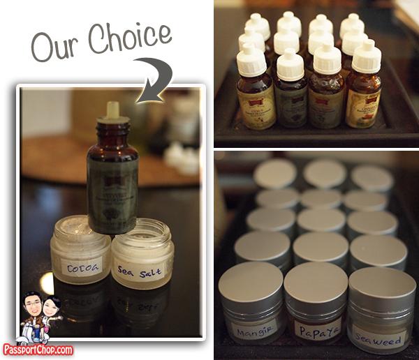 Aroma Day Spa Massage Bintan Nirwana Gardens Massage Aromatherapy Oils