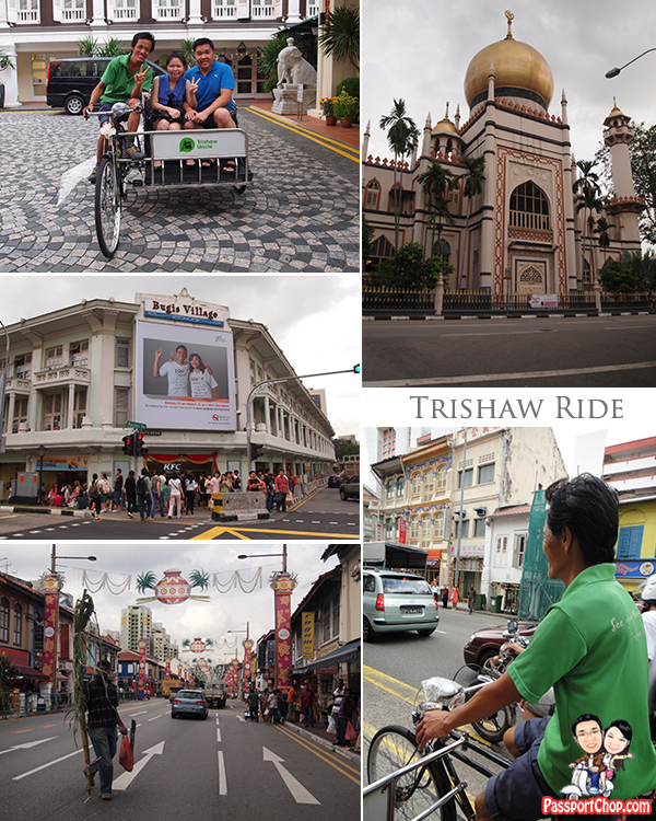 albert court village hotel staycation singapore hotel executive suite promotion trishaw tour little india ride culture at village programme