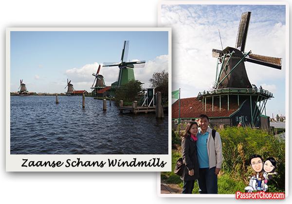 Zaanse Schans Windmills I Amsterdam Card City Pass 72 hours Public Transport Attractions Museum Fast Lane Free