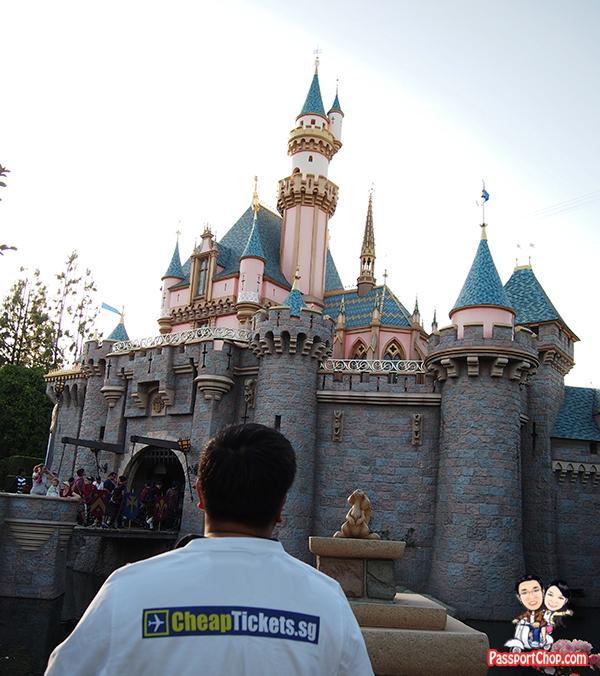 Cheap Tickets PassportChop Disneyland USA West Coast Flights