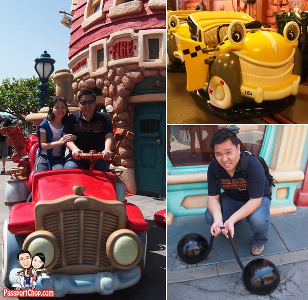 Disneyland Los Angeles Anaheim Disneyland Toon Town