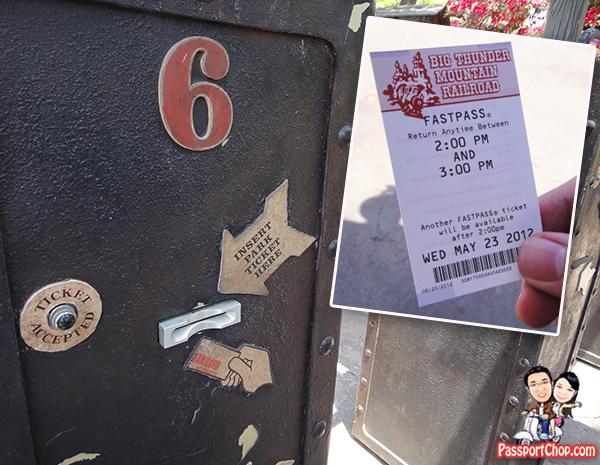 Disneyland Los Angeles Anaheim Fastpass Ticket