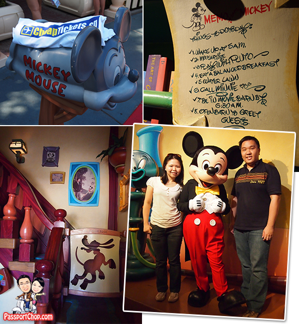 Disneyland Los Angeles Anaheim Disneyland Toon Town Mickey Mouse House Photo Opportunity