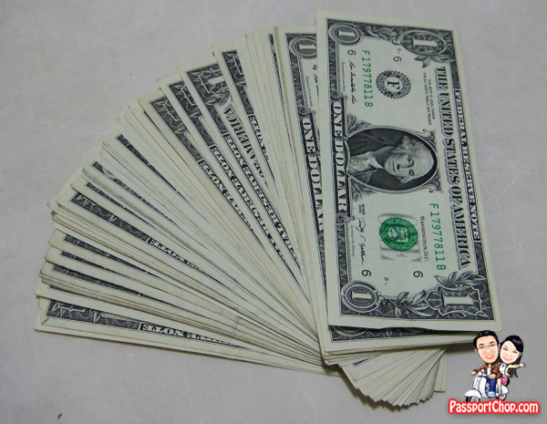 USA Dollar Forex Exchange Singapore $1 Tips Preparation for US Trip