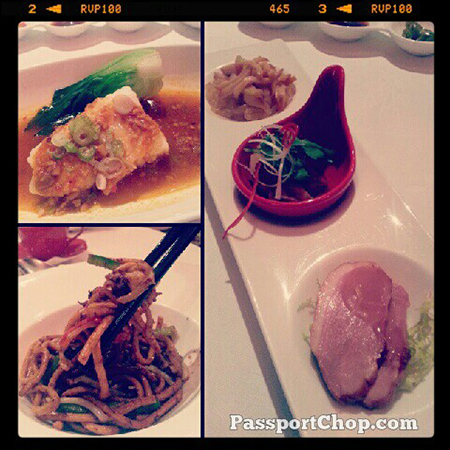 Shang Palace Set Dinner ShangriLaHotels yummy! #LovingtheMoment @ Shangri-La Hotel, Singapore staycation
