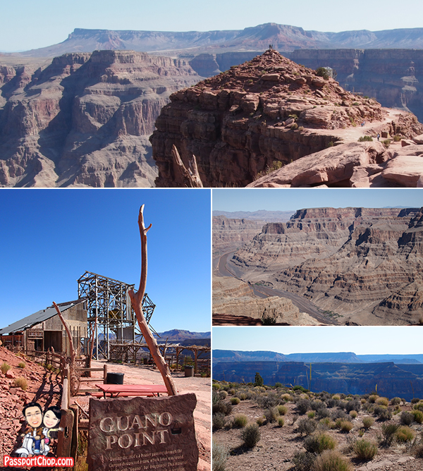 Guano Point Helicopter Boat Ride Grand Canyon United States of America West Rim Tour Grand and Air Tour from Las Vegas