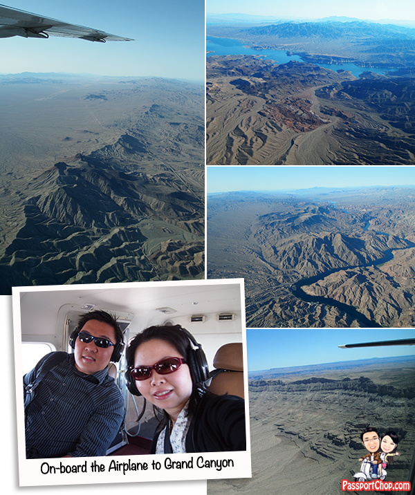 Airplane Cessna Caravan 9 Seater Plane Vegas 500 Henderson Executive Airport Grand Canyon United States of America West Rim Tour Grand and Air Tour from Las Vegas