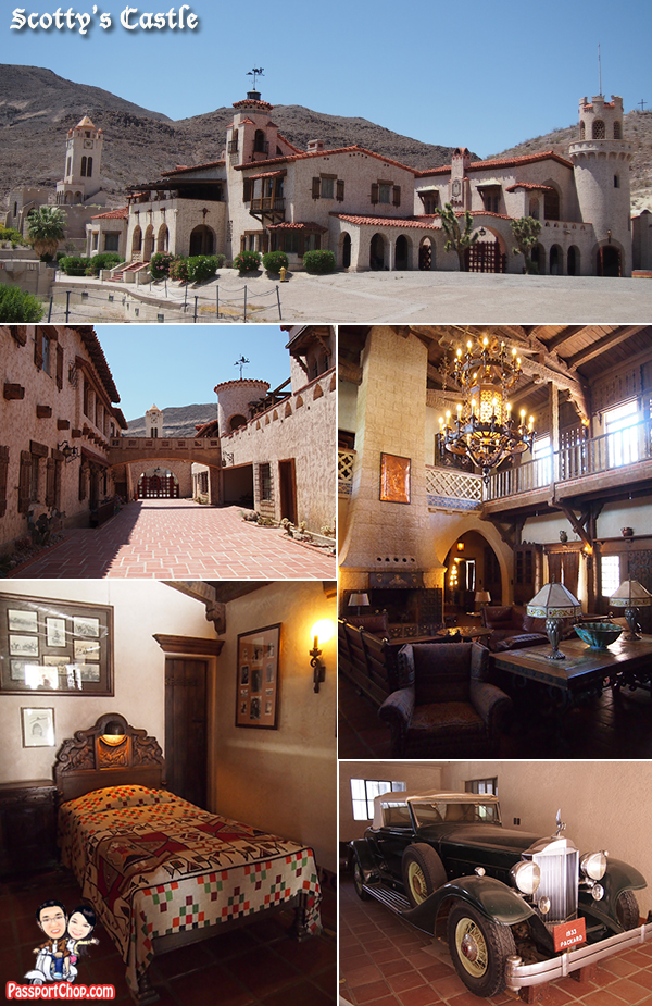 Scottys Castle Death Valley Day Tour from Las Vegas Viator Death Valley National Park