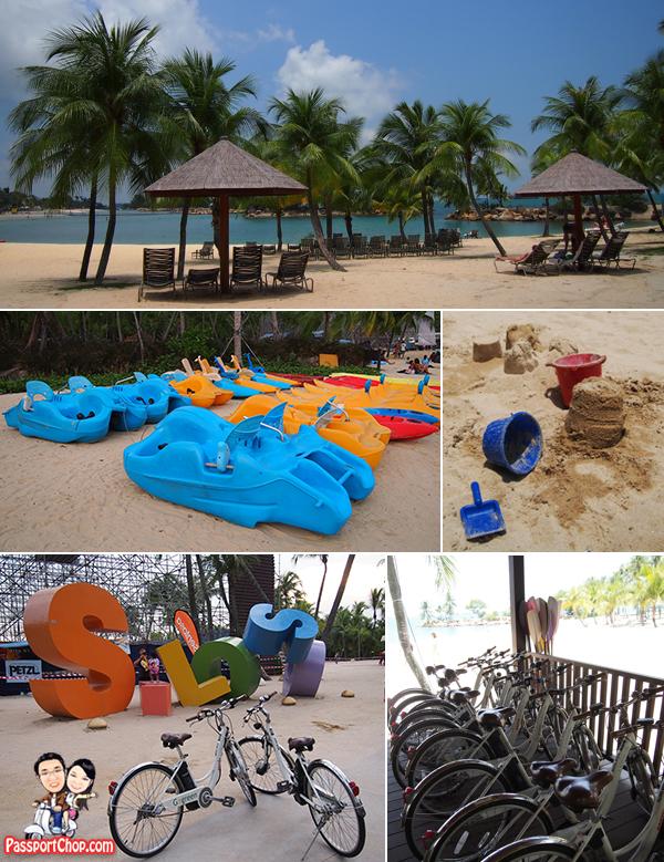 Sea Sports Centre Rasa Sentosa Shangri-La Hotel Staycation Beach Holiday Vacation Family Friendly Swimming Pool