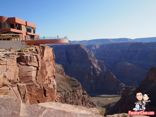 Eagle Point SkyWalk Grand Canyon United States of America West Rim Tour Grand and Air Tour from Las Vegas