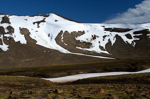 Snaefellsjokull Glacier Iceland