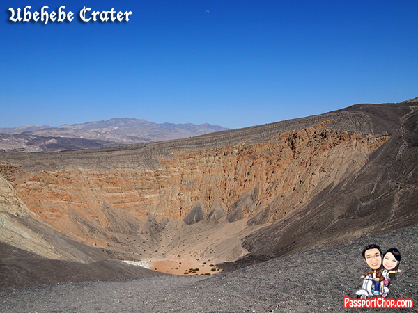 Ubehebe Crater Death Valley Day Tour from Las Vegas Viator Death Valley National Park