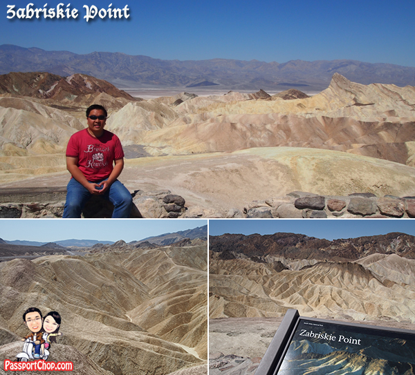 Zabriskie Point Death Valley Day Tour from Las Vegas Viator Death Valley National Park