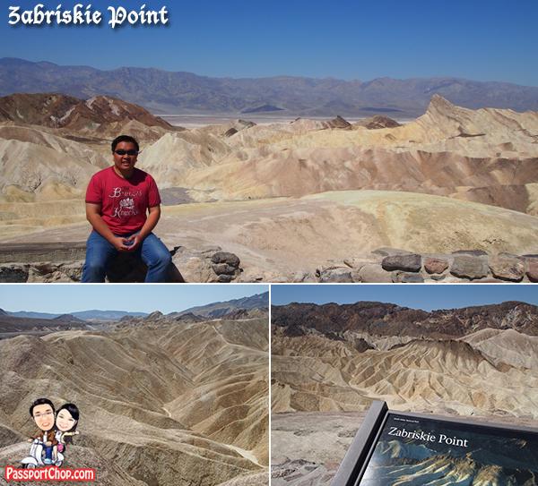 Zabriskie Point Death Valley Day Tour from Las Vegas Viator Death Valley National Park