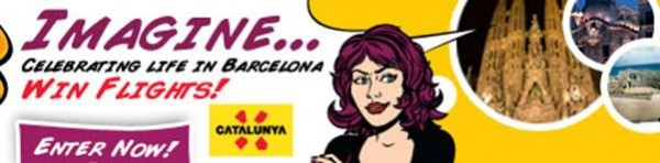 CheapTickets Barcelona Facebook Contest Competition
