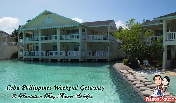 Weekend Relaxing Getaway at Plantation Bay Resort Cebu Philippines