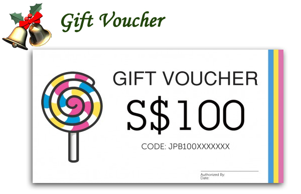 Gift Voucher Jipaban $100