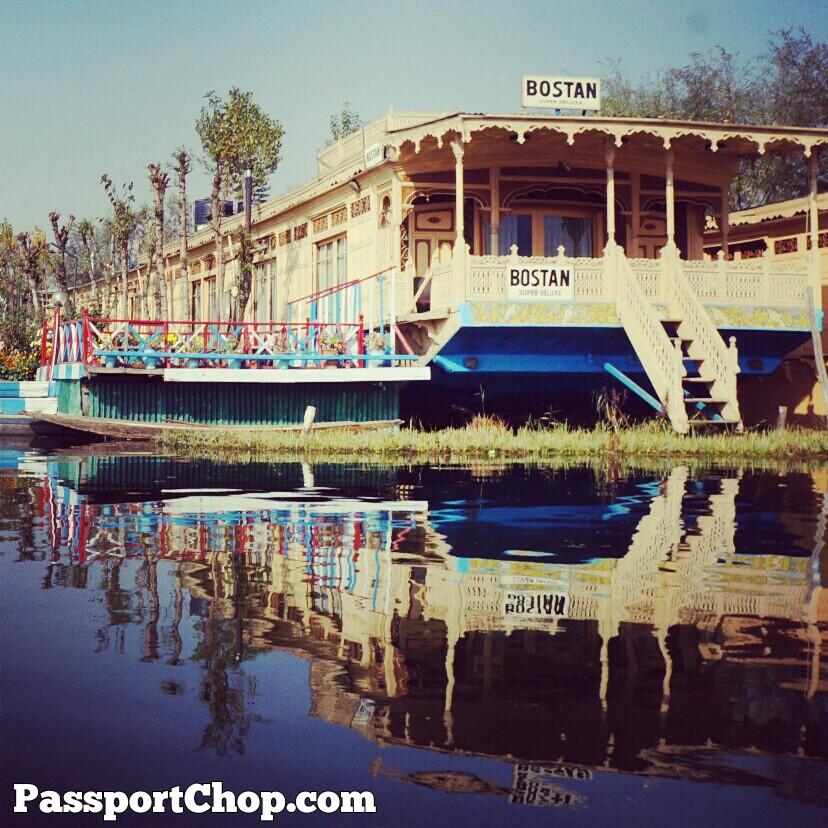 Bostan Gulistan Houseboats Sringar Kashmir Jammu Dal Lake Ashraf Guru Abdul Butler