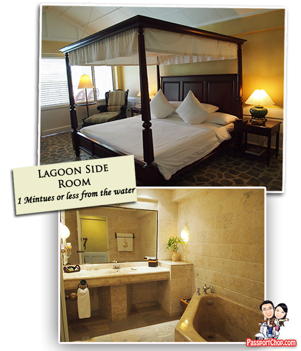 Plantation Bay Resort Lagoon Side Water's Edge House Philippines Cebu Dune House Chenonceaux House Room Bedroom