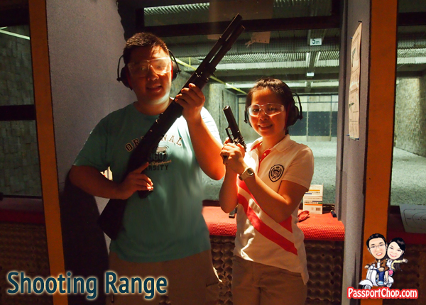 Shooting Range M16 A1 Rifle Jericho 941/9mm Pistol, Shotgun, Plantation Bay Resort and Spa Philippines Cebu Mactan Island fun Games Room Free Entertainment Foosball Air Hockey Arcade Games, Pool, Billard, Wii, X Box, Fitness Gymnasium, Gym