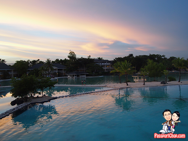 Sunset View Plantation Bay Resort Lagoon Side Water's Edge House Philippines Cebu Dune House Chenonceaux House Room Bedroom