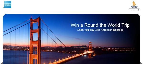 Win Round the Trip Business Class Tickets with American Express
