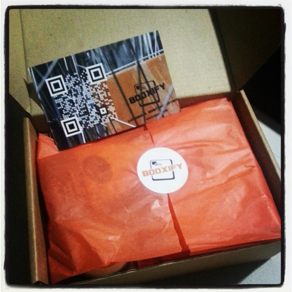 Booxify Singapore Surprise Box Secret Santa Christmas Present