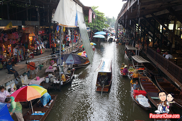 DTAC Thailand Bangkok Pay as you Go Prepaid SIM Happy Tourist SIM stay Connected Internet Mobile Data Plan Singapore Contact Your Floating Market Local Tour