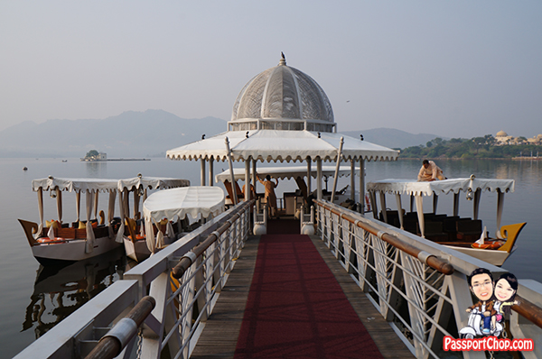 Jetty Leela Palace udaipur India House Boat Internal Transfers across Pichola Lake Lake Cruise Scenic View Luxury Pampered by royalty