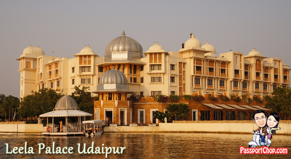 Leela Palace Udaipur luxury