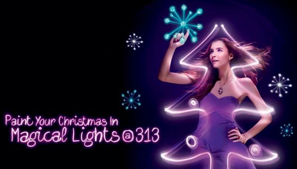 Somerset 313 Christmas Magical Celebrations